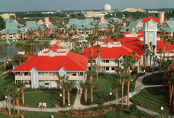 Disneys Caribbean Beach Resort