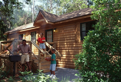 Disneys Fort Wilderness Homes & Cabins