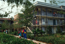 Disneys Port Orleans Resort